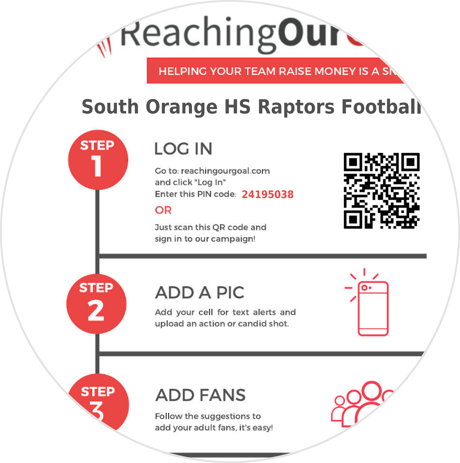 Reaching Our Goal - Engaging the Team